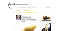 Preview of fazitgmbh.de